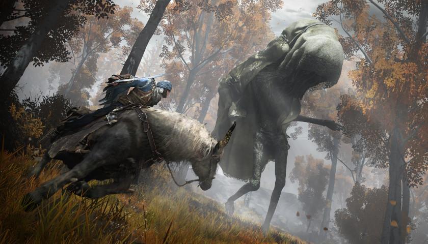 RPG Elden Ring konečně ukazuje gameplay, nabídne i kooperaci