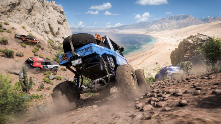Forza Horizon 5 nás zavede do Mexika a vypadá fantasticky