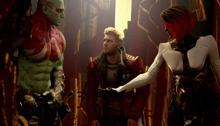 Square Enix oznámil nadějně vypadající Guardians of the Galaxy