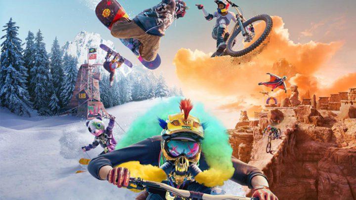 Riders Republic nás v září zavede do světa adrenalinového sportu