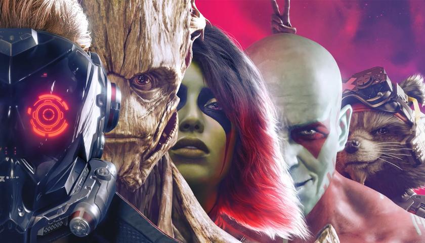 Guardians of the Galaxy se ukazují v nových gameplay trailerech