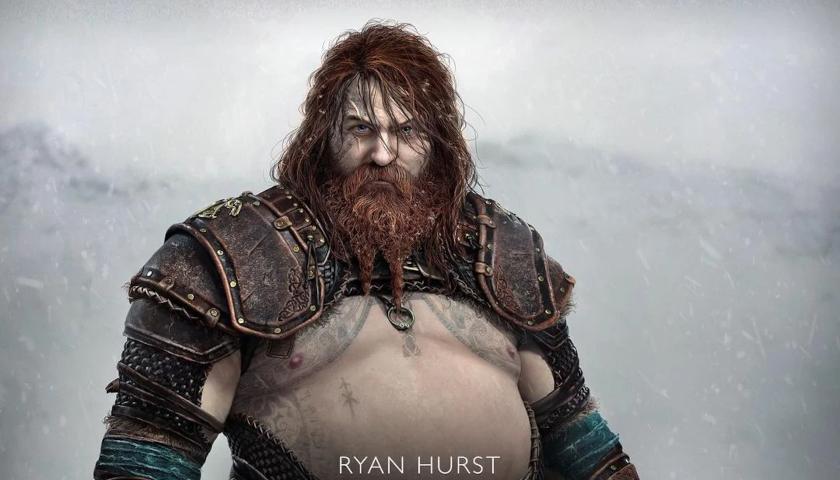 Nové God of War ukazuje první trailer